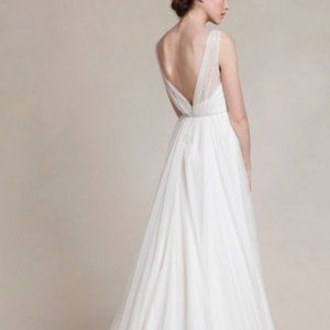 Jenny Yoo Magnolia (beaded) wedding dress size 8